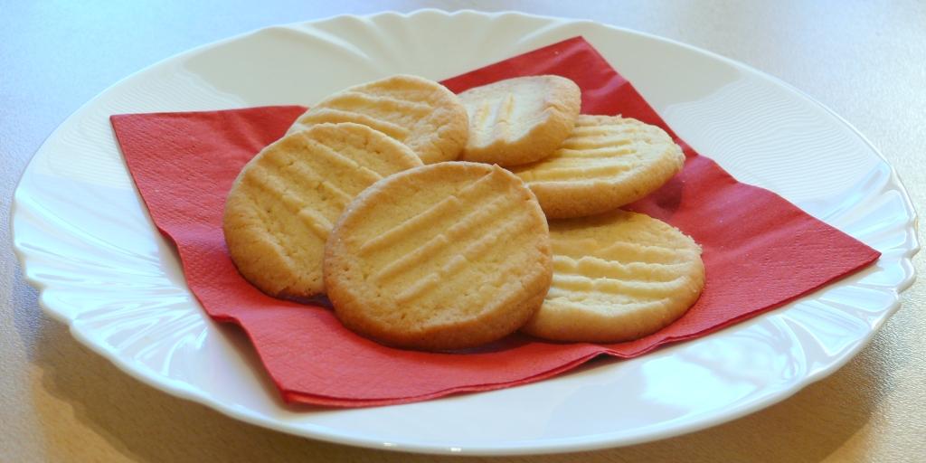 Máslové sušenky á la WALKERS